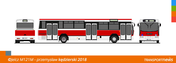 Jelcz M121MB #110 A-BUS